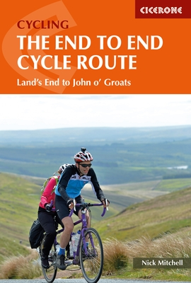 Cover of The End to End Cycle Route