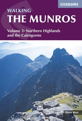 Walking the Munros Vol 2 - Northern Highlands and the Cairngorms