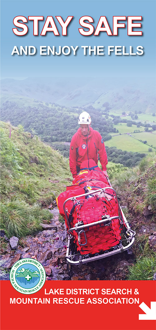 Mountain safety in the Lake District